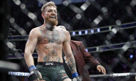 O McGregor επιστρέφει!