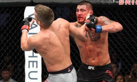 Με superman punch το νοκ-άουτ του Πέτις στο UFC