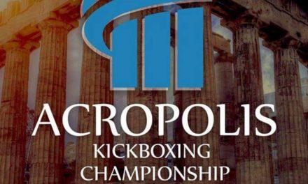 Τριανταφύλλου: «Πρωτάθλημα κόσμημα για τον χώρο μας το Acropolis»