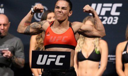 Θύμα ένοπλης ληστείας η πρωταθλήτρια UFC, Τζέσικα Αντράντε