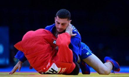 Μινσκ: Ελληνικά μετάλλια σε πάλη και τζούντο