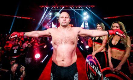 Ανανέωσε το συμβόλαιο του με το Bellator ο Fedor Emelianenko