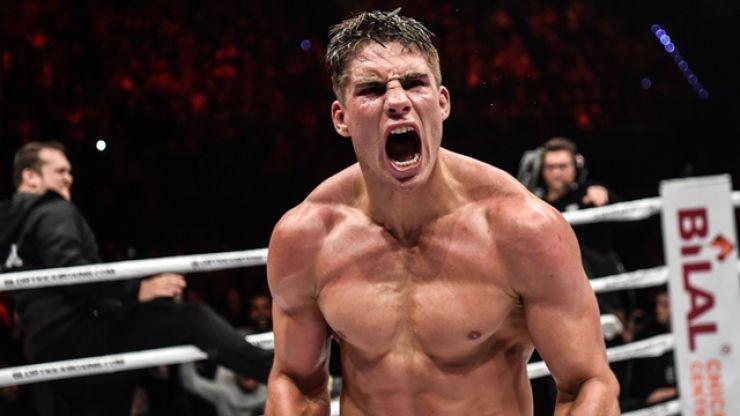 O Βασιλιάς της heavyweight κατηγορίας στο kickboxing
