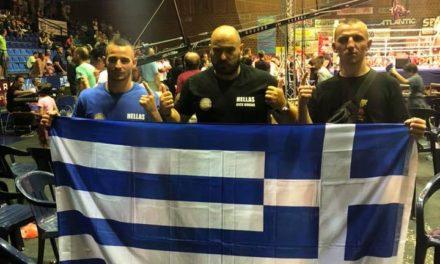 Νίκος Κρητικός- Περήφανος που ήμουν μέλος αυτής της ομάδας!