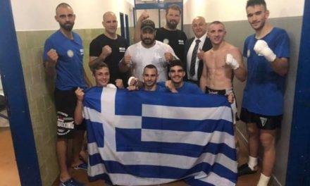 Τεράστιες επιτυχίες οι Έλληνες αθλητές στη Σερβία