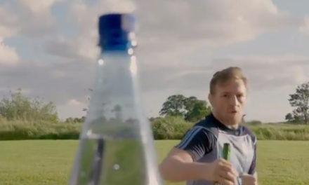 Και ο  McGregor στo Bottle Cup Challenge (VIDEO)