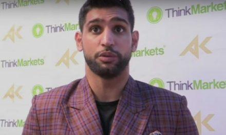 "Amir Khan: ""Θέλω για αντίπαλο ένα μεγάλο όνομα στις 8 Νοεμβρίου"""