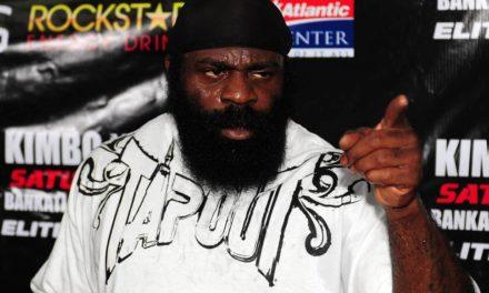 Με Kimbo Slice στο Λονδίνο το Bellator MMA