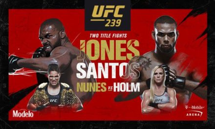 Εντυπωσιακό θέαμα υπόσχεται η κάρτα του UFC το Σάββατο