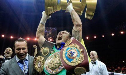 Oleksandr Usyk εναντίον Carlos Takam τον Οκτώβριο!