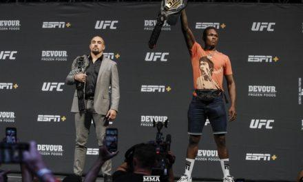 Έρχεται ματσάρα στο UFC 243!