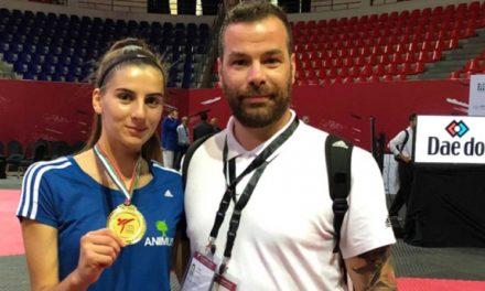 Χρυσό μετάλλιο για την Καλτέκη