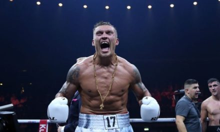 O Usyk επιστρέφει με αγώνα στα βαριά κιλά