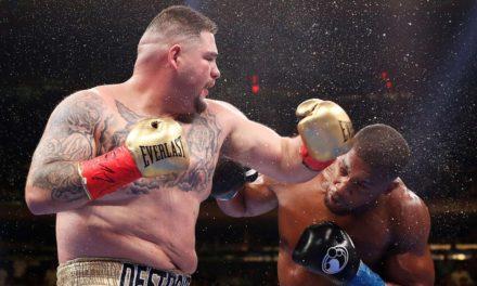 To rematch Joshua εναντίον Ruiz πιθανό να πραγματοποιηθεί στα Αραβικά Εμιράτα