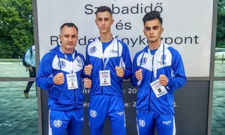 Πρωταθλητής Ευρώπης ο Λαζαρίδης!