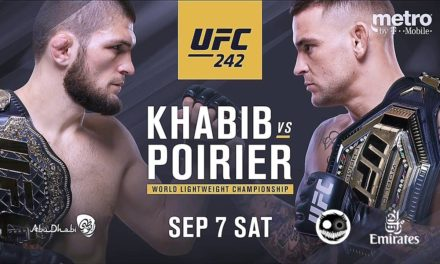 UFC 242: Το promo video για τον αγώνα Khabib εναντίον Poirier