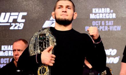 Η τεράστια αμοιβή του Khabib Nurmagomedov για το UFC 242