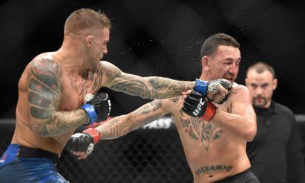 UFC 242: Τα καλύτερα knock out του Dustin Poirier