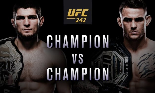 Παρακολουθήστε την προετοιμασία των Khabib και Poirier για το UFC 242 (VIDEO)