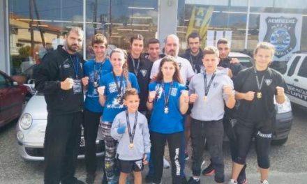 Βροντερό παρόν οι FIGHTERS Athanasopoulos στο Διασυλλογικό Πρωτάθλημα GLORIOUS VΙ