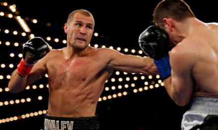"""Kovalev: """"Θα σπάσω το σώμα του Canelo"""""""