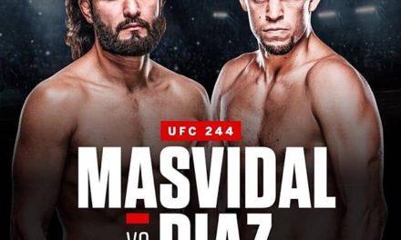 Masvidal εναντίον Diaz για τον τίτλο του σκληρότερου ΜΜΑer στις 2 Νοεμβρίου