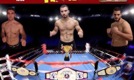 Βροντερό παρόν το Athens Fighting Club στo Champions Night 61