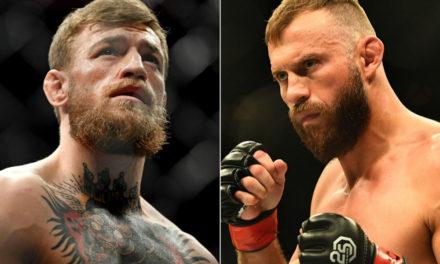 O McGregor επιστρέφει στο κλουβί!