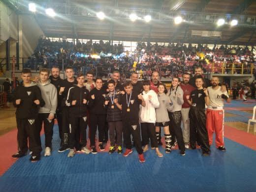 Τεράστια επιτυχία για τις ακαδημίες των FIGHTERS Athanasopoulos