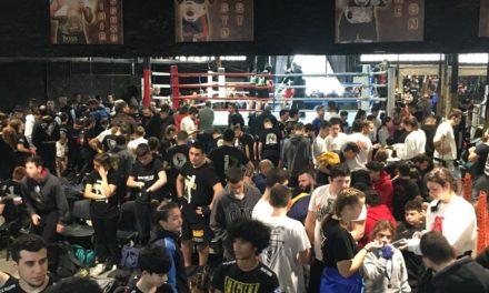 Κατάμεστη για άλλη μία Κυριακή η FIGHTERS Arena!