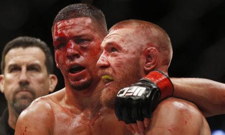 Ο 5γυρος πόλεμος του McGregor με τον Diaz