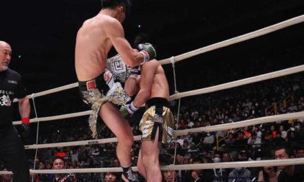 Νικητής ο Nasukawa με διακοπή στον πρώτο γύρο (VIDEO)