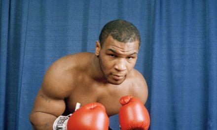 To πρόγραμμα προπόνησης του Tyson στα νιάτα του!