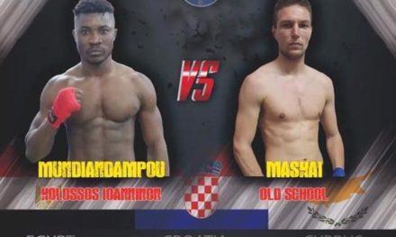 ΚΟΜΟDO 2 SUPERFIGHT: Μασκάι εναντίον Μundiandampou