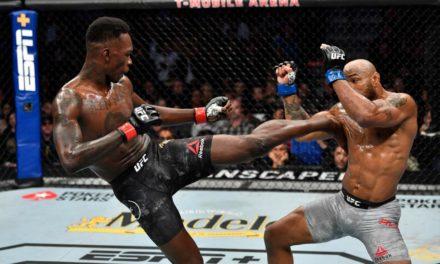 Το Fight Motion του UFC 248 είναι απλώς εκπληκτικό
