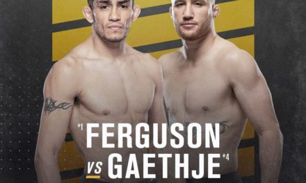 Ferguson εναντίον Gaethje στο main event του UFC 249
