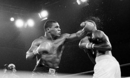 Θυμηθείτε την επίδραση του Tyson στους αντιπάλους του μέσα στο ring