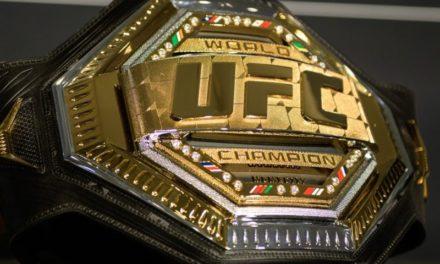 Αναβάλλεται το UFC 249