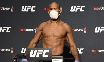 Καταρρέει το UFC: Θετικός αθλητής σε κορωνοϊό