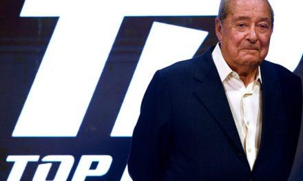 "Bob Arum: ""Το Tyson εναντίον Fury θα πουλήσει πολλά pay per view"""