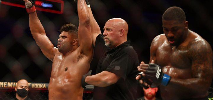 400,000 δολάρια ο Οvereem για το UFC on ESPN 8