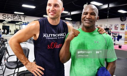 Με Klitschko προετοιμασία ο Holyfield