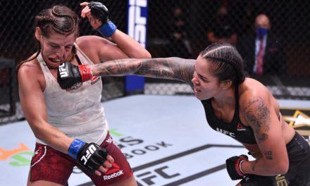 H Amanda Nunes έγραψε ιστορία στο UFC 250