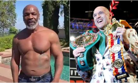 Fury εναντίον Tyson;