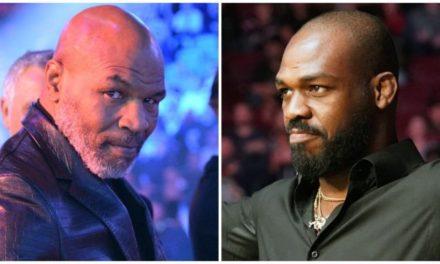 """Tyson σε Jones: """"Για να βγάλεις τα λεφτά που θες, πρέπει να παίξεις με εμένα"""""""