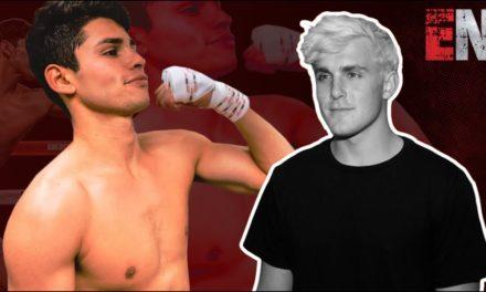 O Garcia στέλνει στο νοσοκομείο τον Paul μετά το bodyshot challenge (VID)