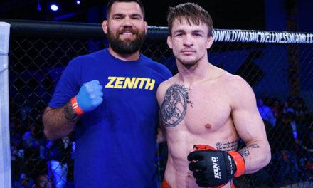 Πρωτοφανή γεγονότα στο UFC