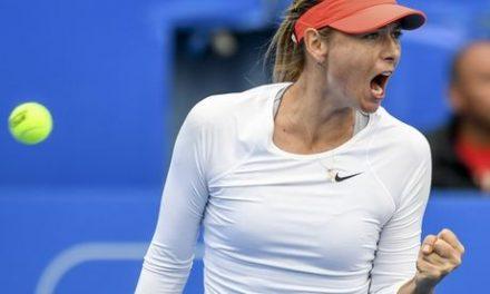 H Maria Sharapova σε προπόνηση πυγμαχίας (VID)