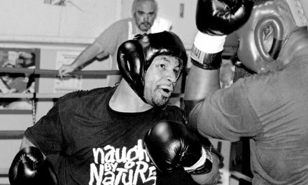 O Tyson ανεβάζει ρυθμούς σε sparring για την επιστροφή του (VID)