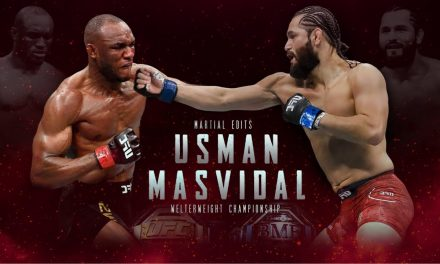 Usman εναντίον Masvidal στο UFC 251
